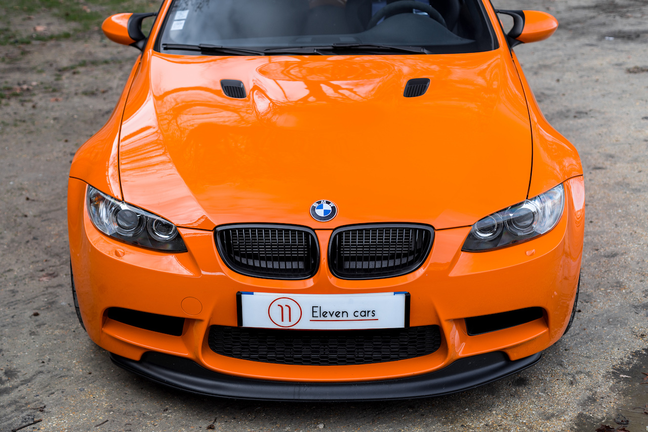 Bmw M3 Gts Eleven Cars Eleven Cars