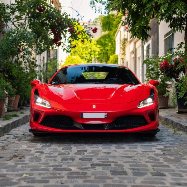 Ferrari Tributo V8: Eleven Cars : Eleven Cars
